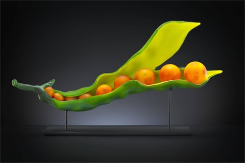 Spring Pod, 2013, by Randy Walker